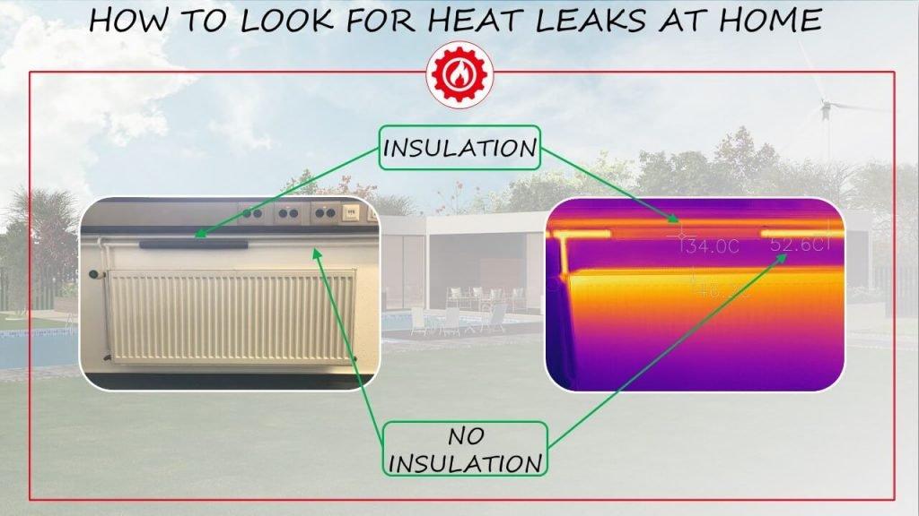 Insulation Vs No insulation